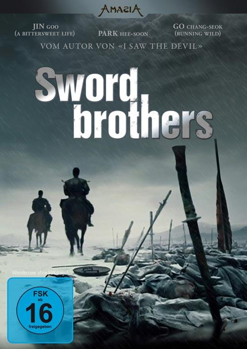 DVD Cover: Swordbrothers