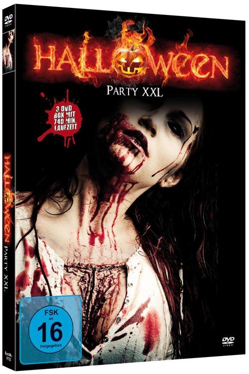 DVD Cover: Halloweenparty Party XXL