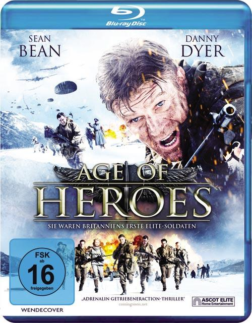 DVD Cover: Age of Heroes