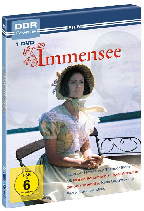 DVD Cover: DDR TV-Archiv: Immensee