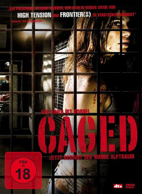 DVD Cover: Caged