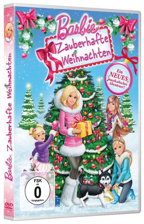barbie zauberhafte weihnachten dvd kaufen. Black Bedroom Furniture Sets. Home Design Ideas