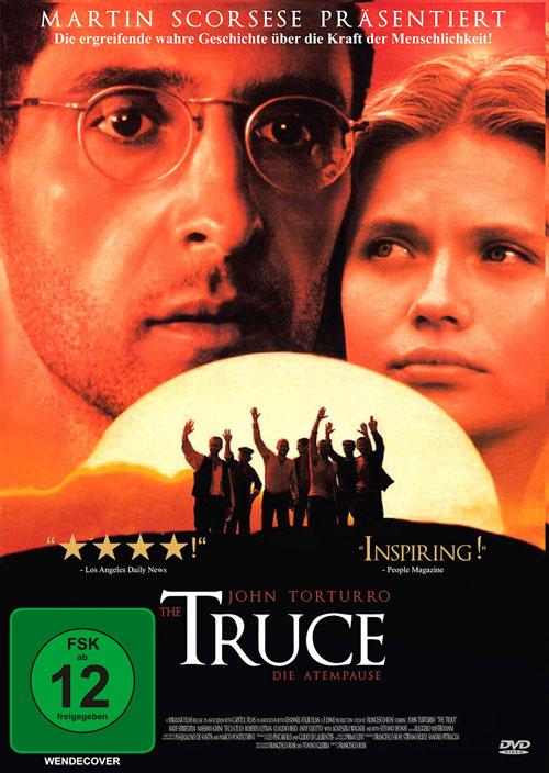 DVD Cover: The Truce: Die Atempause