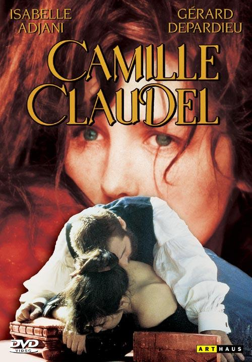 DVD Cover: Camille Claudel