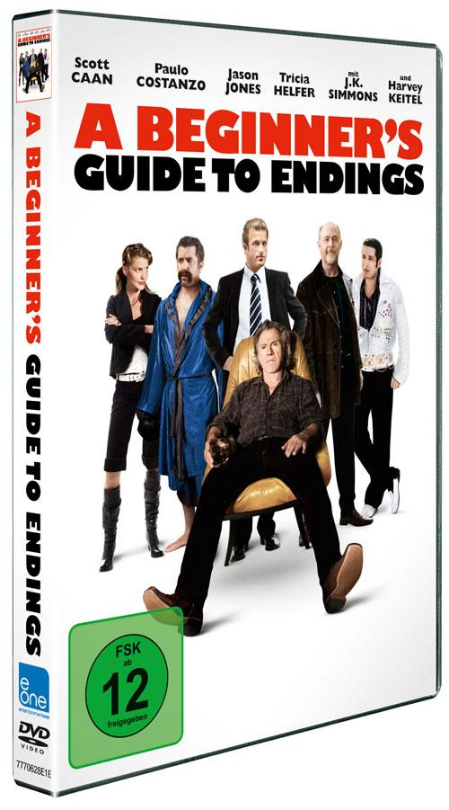 DVD Cover: A Beginner's Guide to Endings