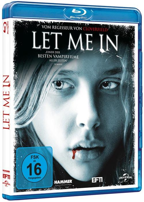 DVD Cover: Let me in