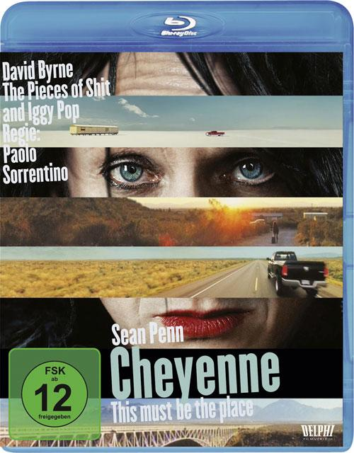 DVD Cover: Cheyenne - This must be the Place