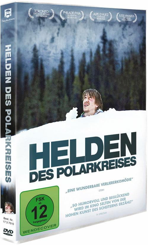 DVD Cover: Helden des Polarkreises