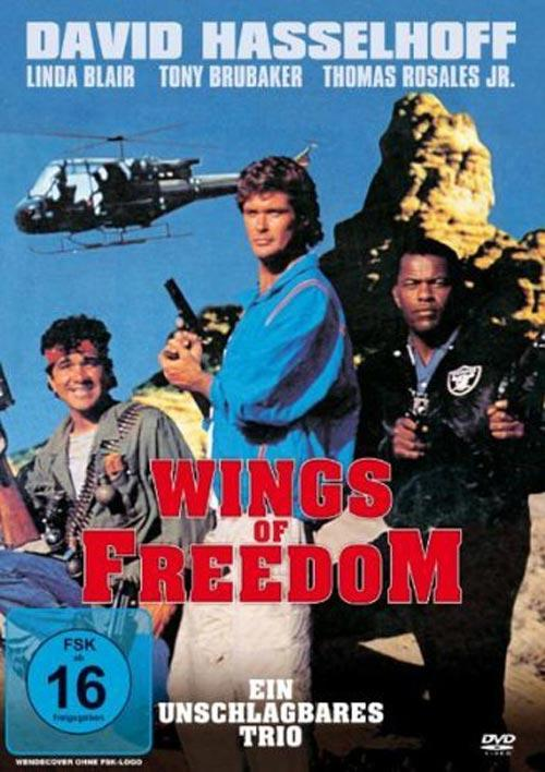 DVD Cover: Wings of Freedom
