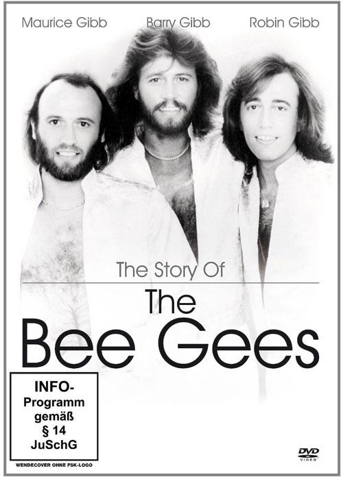 DVD Cover: Bee Gees - The Story Of The Bee Gees