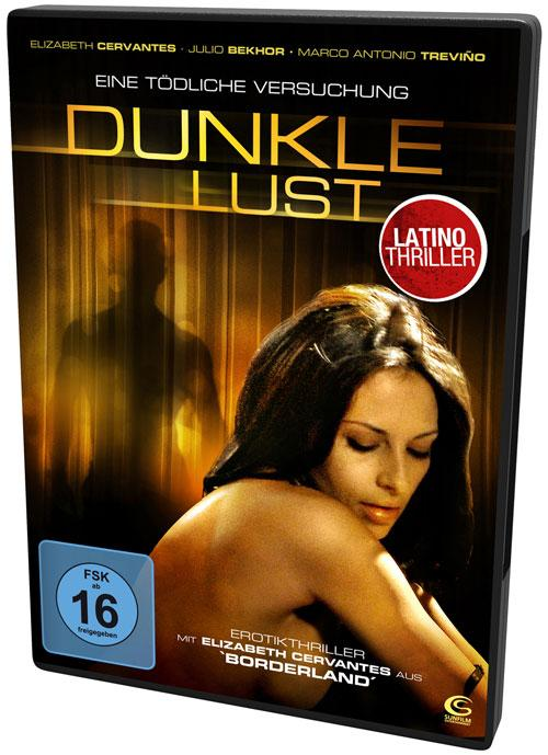 DVD Cover: Dunkle Lust