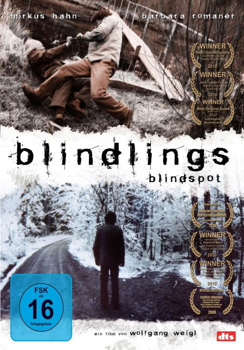DVD Cover: Blindlings - Blindspot