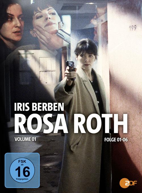 DVD Cover: Rosa Roth - Box 1
