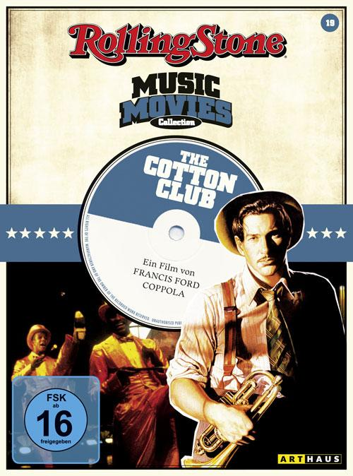 DVD Cover: Rolling Stone Music Movies Collection: The Cotton Club