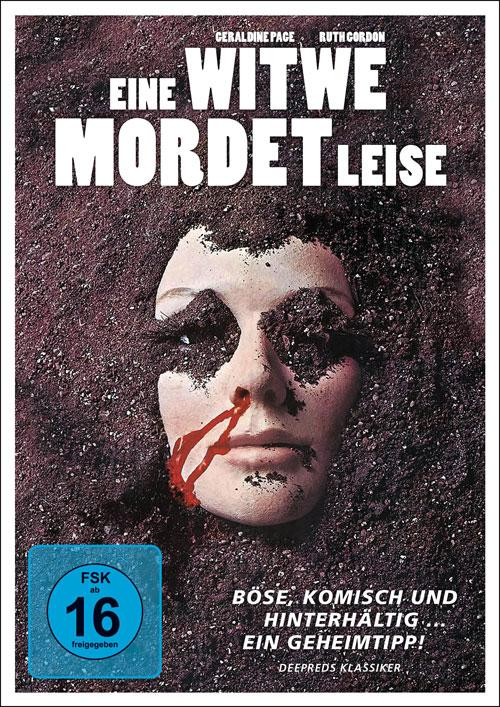 DVD Cover: Eine Witwe mordet leise