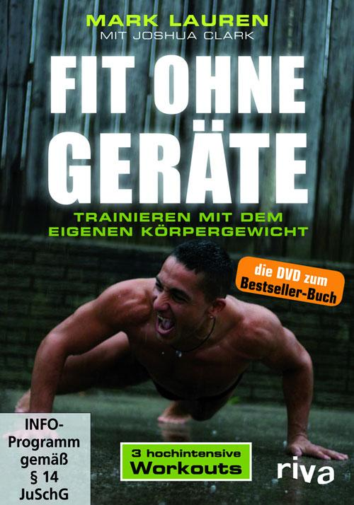 DVD Cover: Fit ohne Ger�te