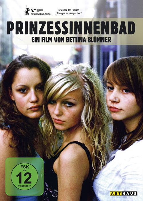 DVD Cover: Prinzessinnenbad