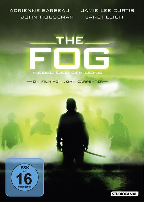 DVD Cover: The Fog - Nebel des Grauens