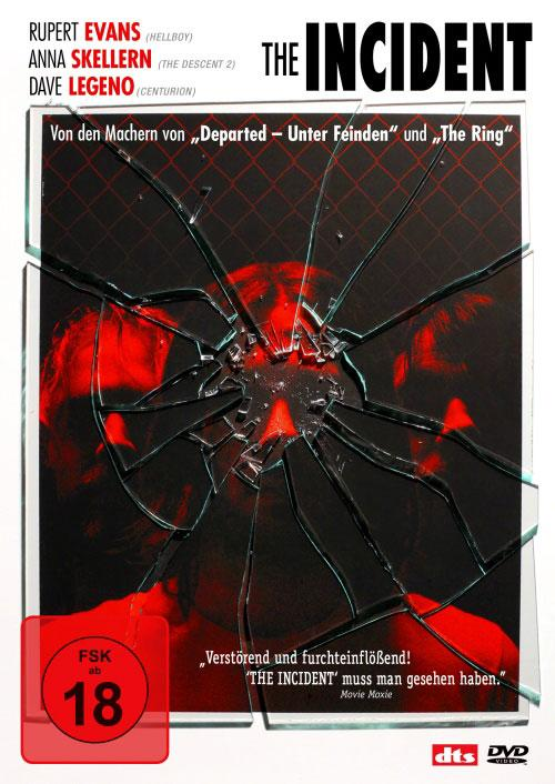 DVD Cover: The Incident