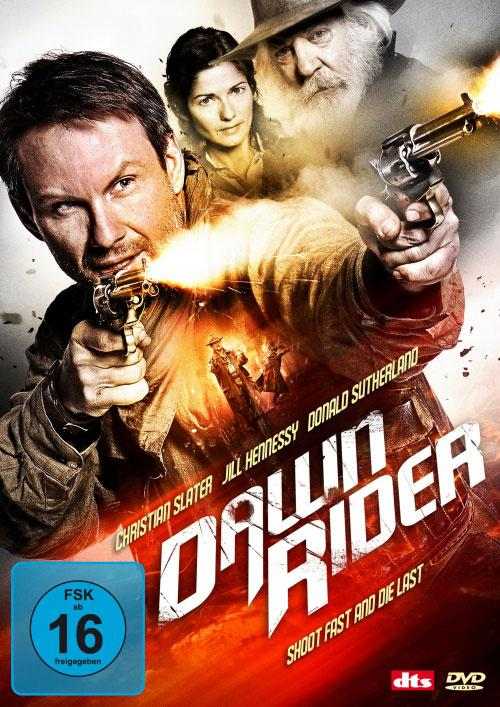 DVD Cover: Dawn Rider
