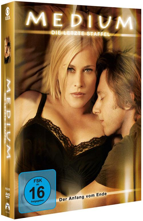DVD Cover: Medium - Season 7