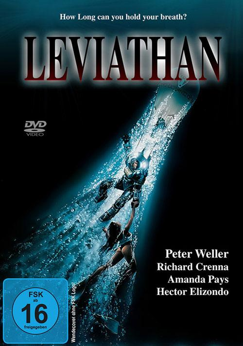 DVD Cover: Leviathan