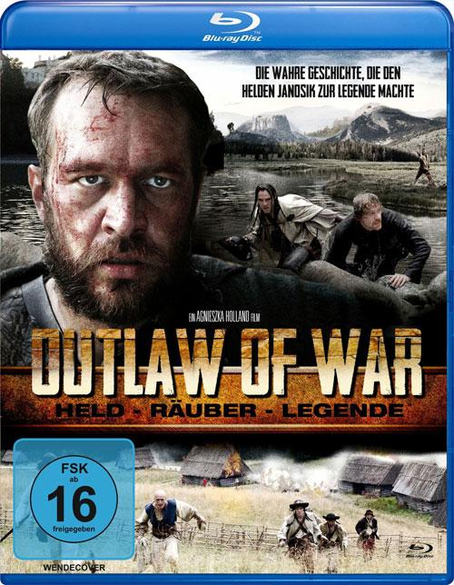 DVD Cover: Outlaw of War