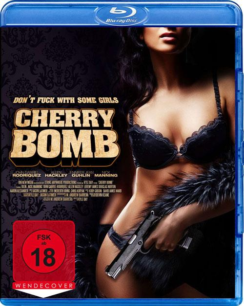 DVD Cover: Cherry Bomb