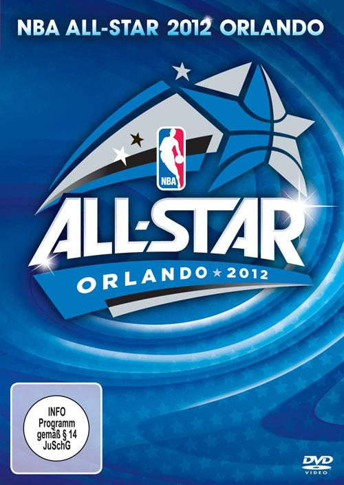 DVD Cover: NBA All Star 2012 Special