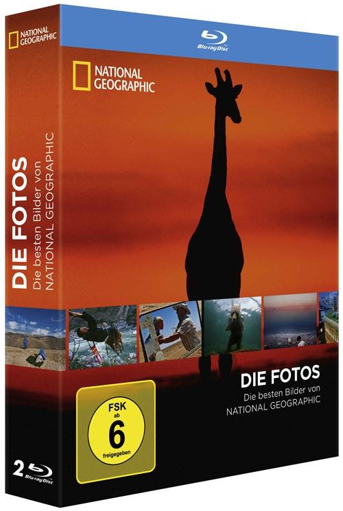 DVD Cover: National Geographic - Die Fotos - Box