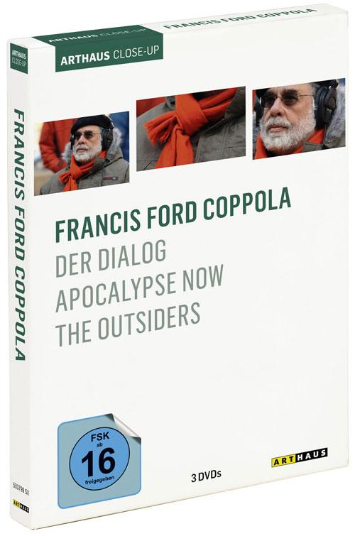 DVD Cover: Francis Ford Coppola  - Arthaus Close-Up