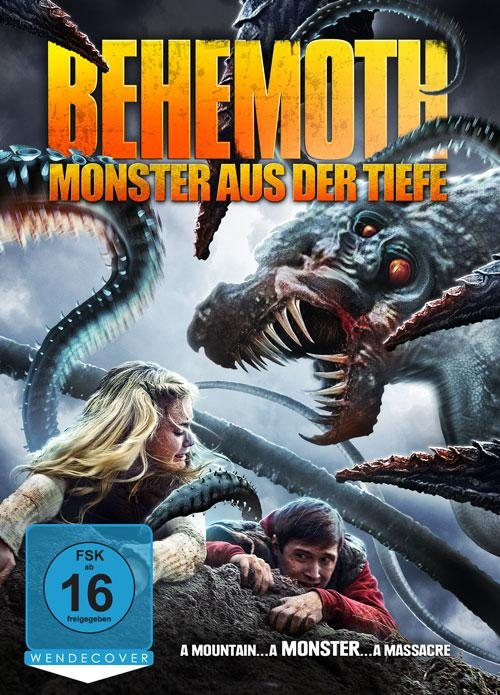 DVD Cover: Behemoth
