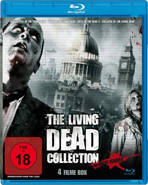 DVD Cover: The Living Dead Collection
