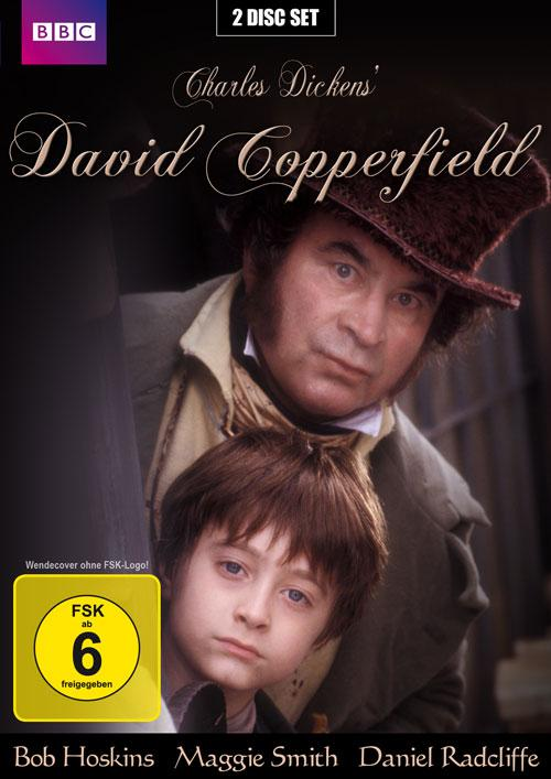 DVD Cover: David Copperfield
