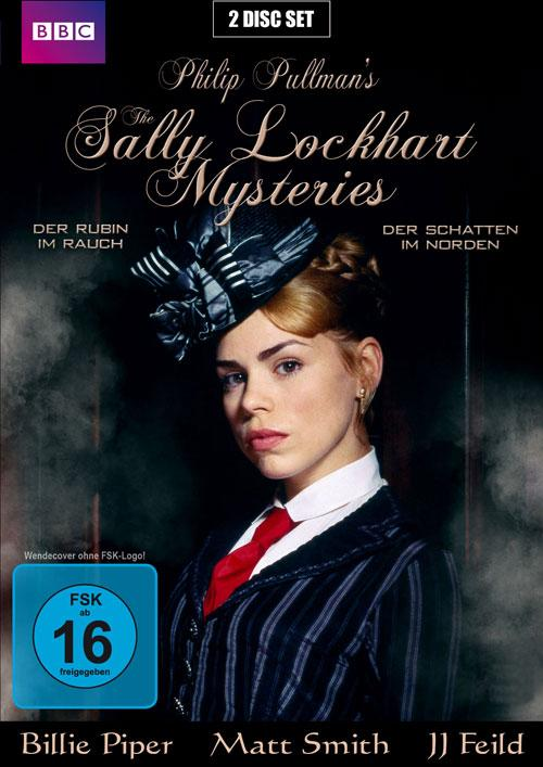 DVD Cover: The Sally Lockhart Mysteries