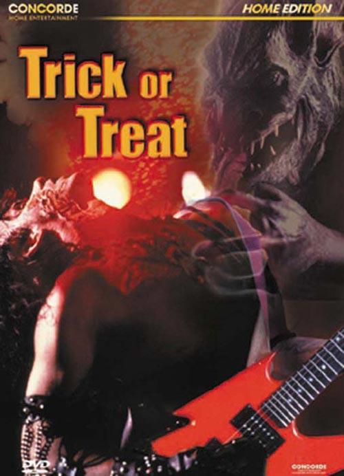 DVD Cover: Trick or Treat - Home Edition