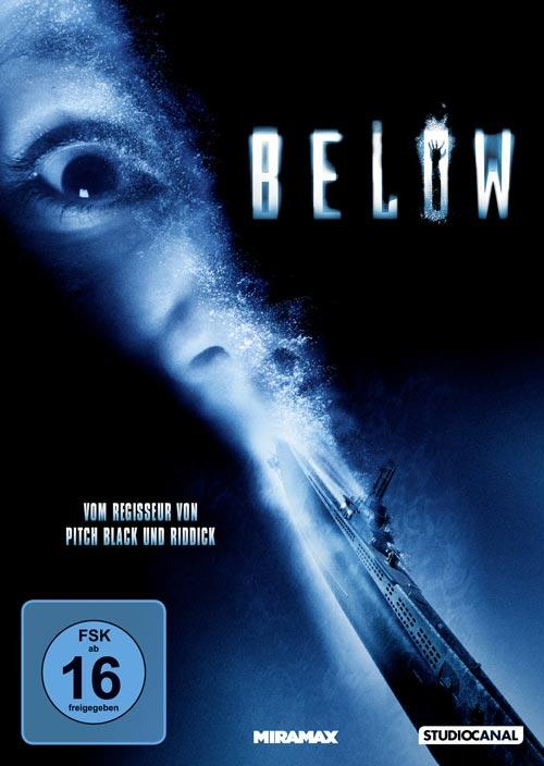 DVD Cover: Below