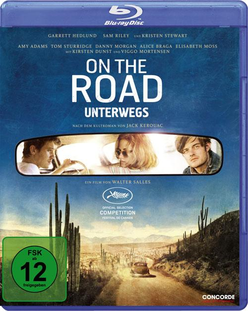 DVD Cover: On the Road - Unterwegs