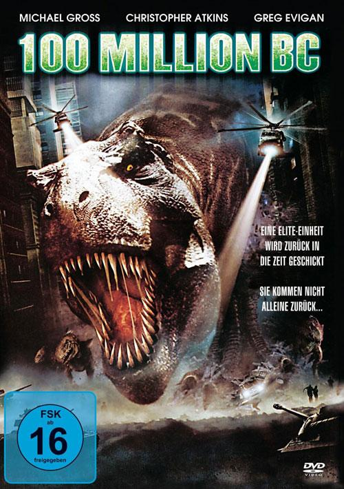 DVD Cover: 100 Million BC
