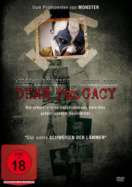 DVD Cover: Dear Mr. Gacy