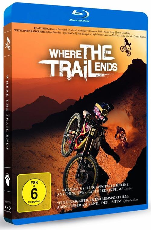 DVD Cover: Where the Trail Ends
