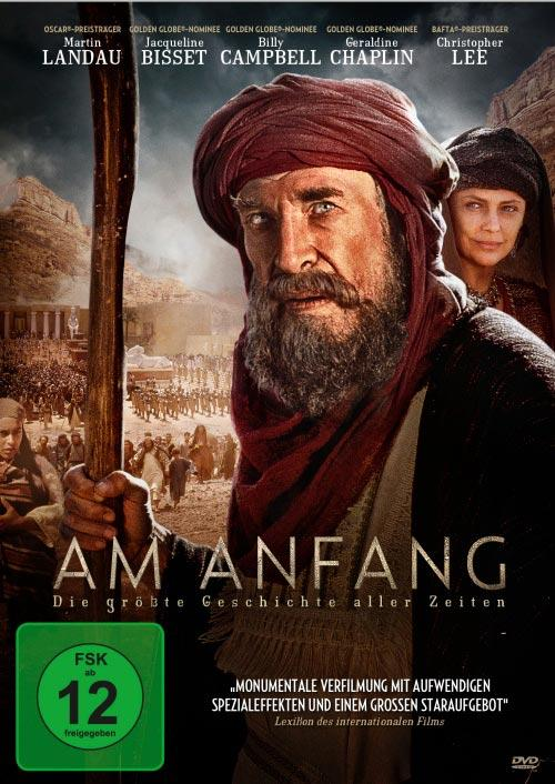 DVD Cover: Am Anfang