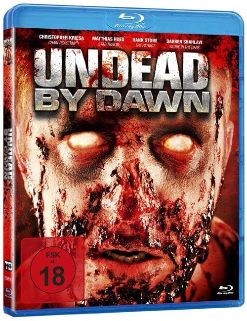 DVD Cover: Undead by dawn