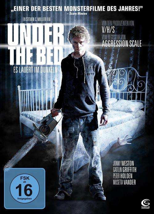 DVD Cover: Under the Bed