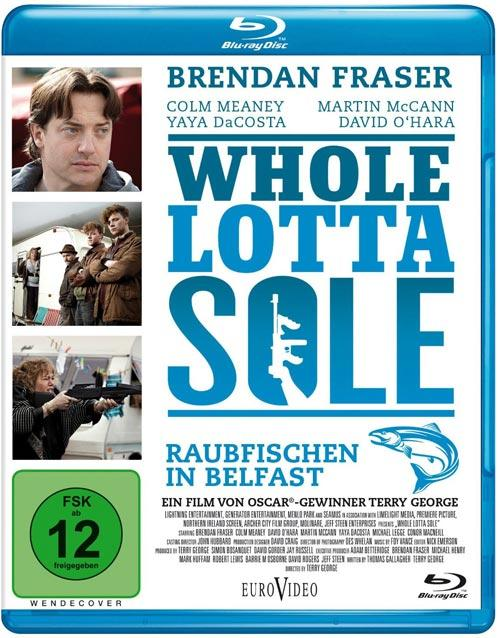DVD Cover: Whole Lotta Sole