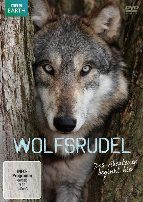 DVD Cover:  Wolfsrudel