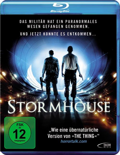 DVD Cover: Stormhouse