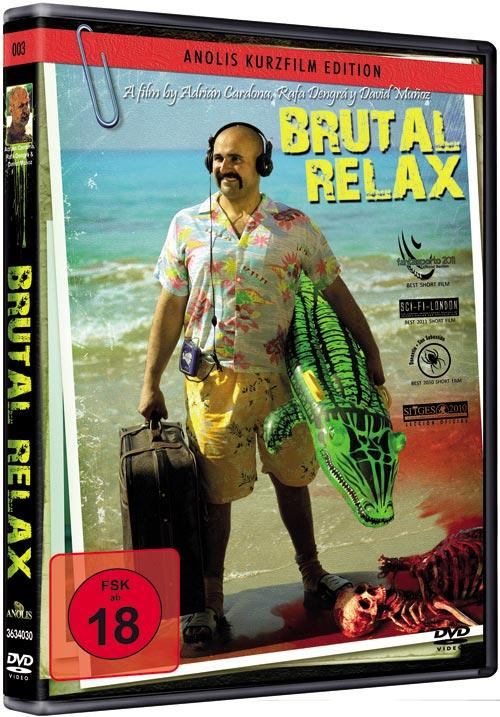 DVD Cover: Brutal Relax