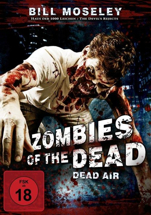 DVD Cover: Zombies of the Dead
