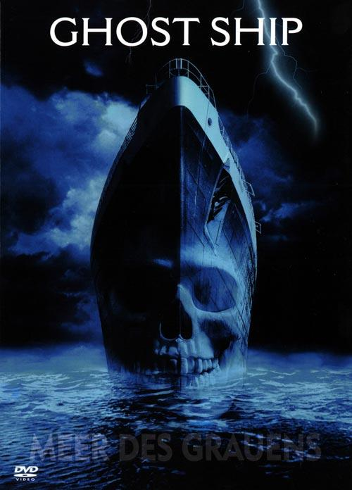 DVD Cover: Ghost Ship